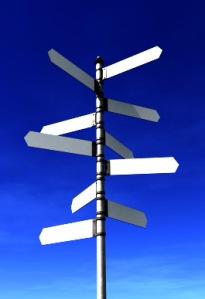 signpost-blank